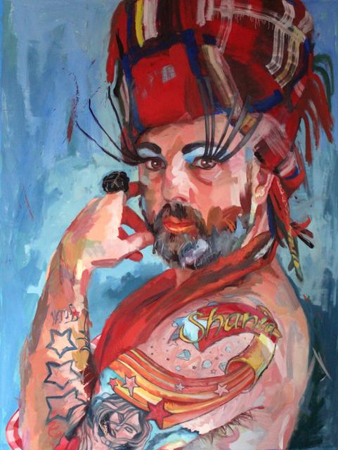 , 'Shania,' ca. 2016, Miller Gallery Charleston