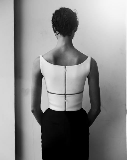 , 'Karlie Back, New York,' 2013, Bernheimer Fine Art