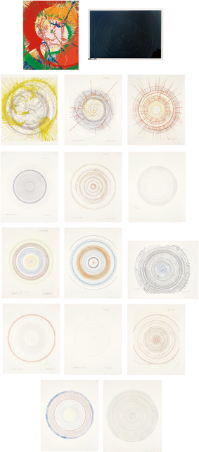 Damien Hirst, 'In a spin, the action of the world on things, Volume II', 2002, Phillips
