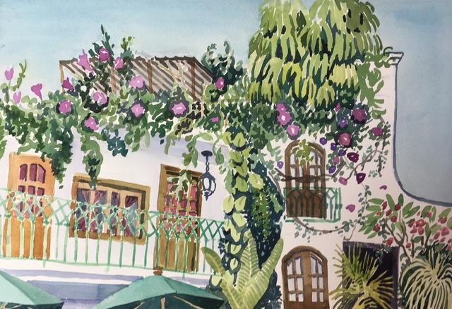 , 'Mexican Garden,' 2019, 440 Gallery