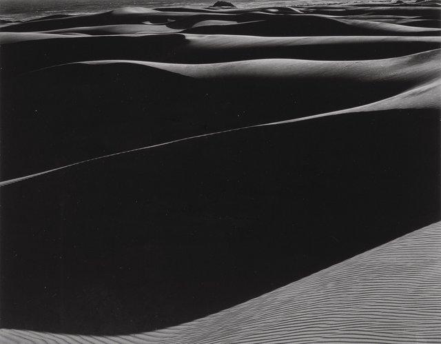 Edward Weston, 'Dunes, Oceano', 1936, Heritage Auctions