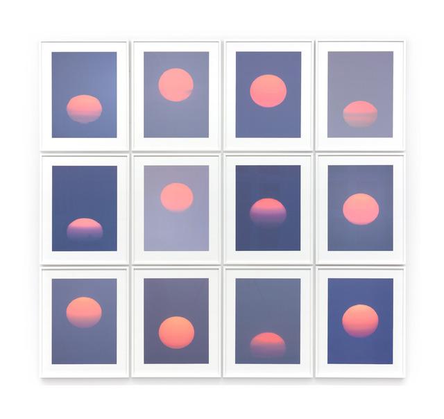 , 'apricum rosans ex parte evanescens,' 2012, Nusser & Baumgart
