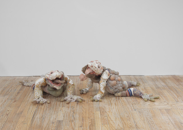 , 'Gomba and Rollo,' 2013, Postmasters Gallery