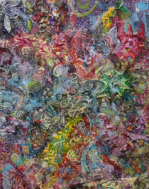 , 'Eschaton,' 2016, Duane Reed Gallery