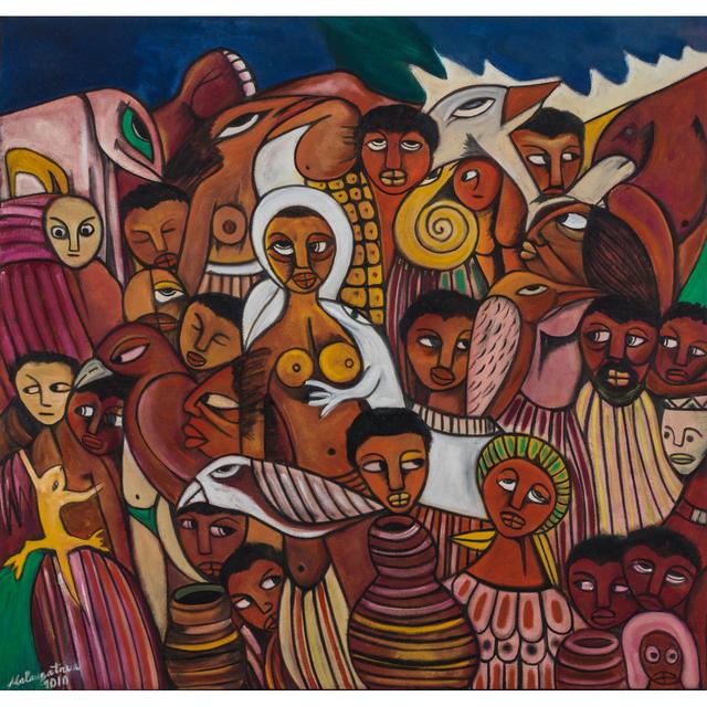 Malangatana Ngwenya, 'Untitled', 2010, PIASA