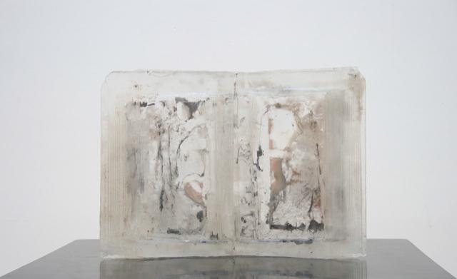 , 'À Livre ouvert XXIV,' 2017, Eric Dupont