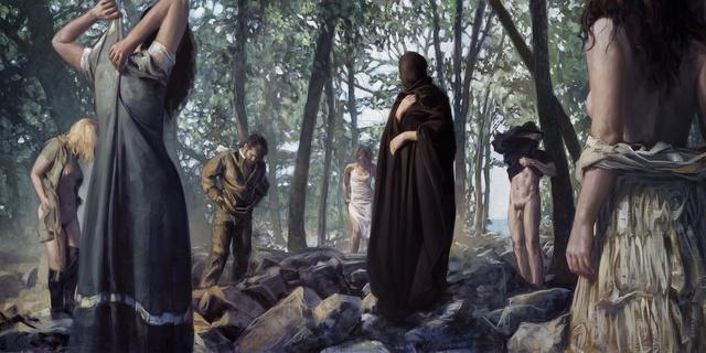 , 'The Ritual of Beginning,' 2016, IX Gallery