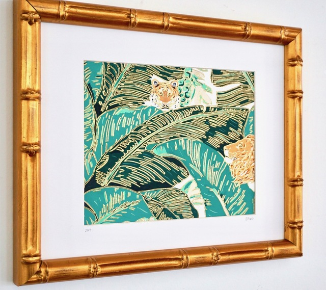 Brittany Ford, 'Palm Jungle IV', 2019, Gallery 104