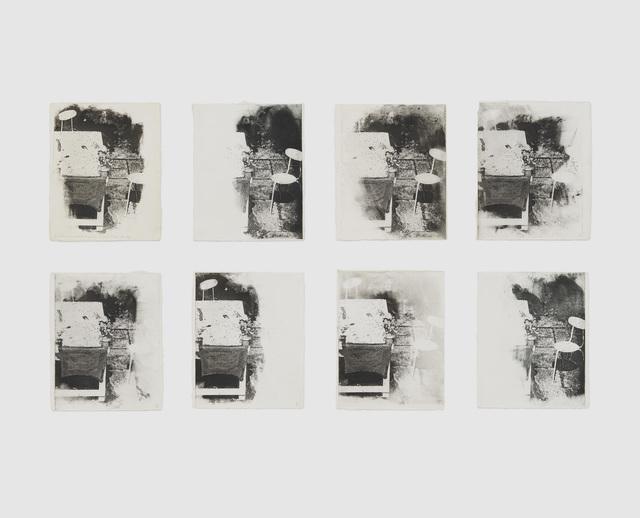 Shelagh Wakely, 'Another person's garden III', 1975, Richard Saltoun