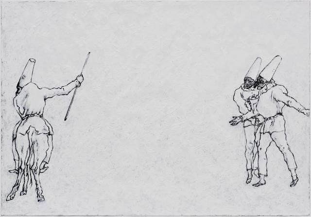 , 'Nothing, Wait and See,' 2015, Nadja Vilenne