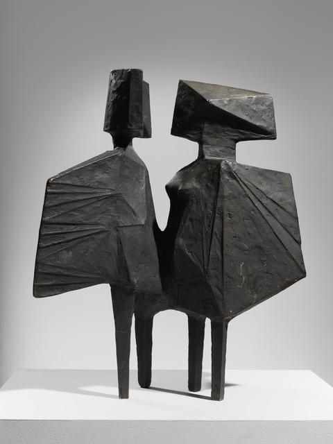 , 'Conjunction XIV,' 1970, Osborne Samuel