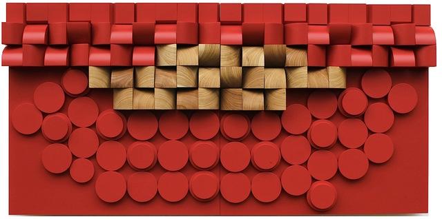 , 'Revelo Vermelho,' 2015, Art Nouveau Gallery