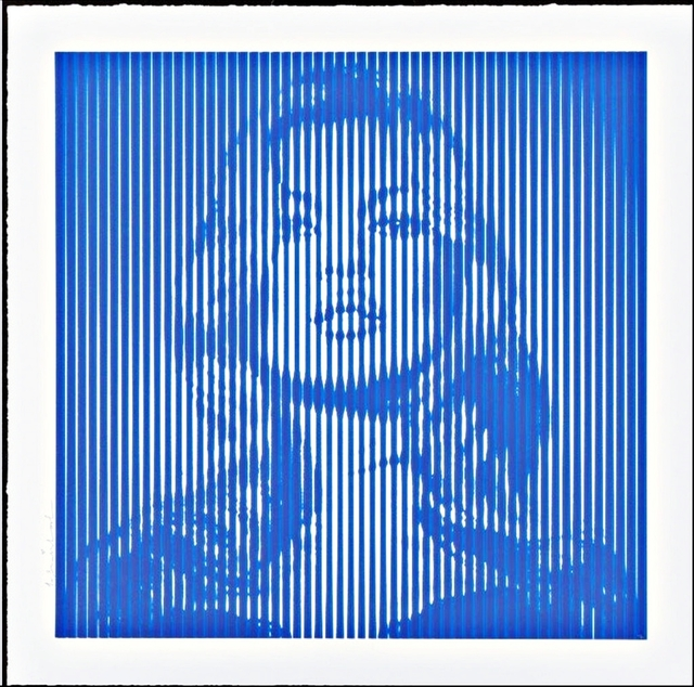 , 'Kate Moss (Blue),' 2015, Alpha 137 Gallery
