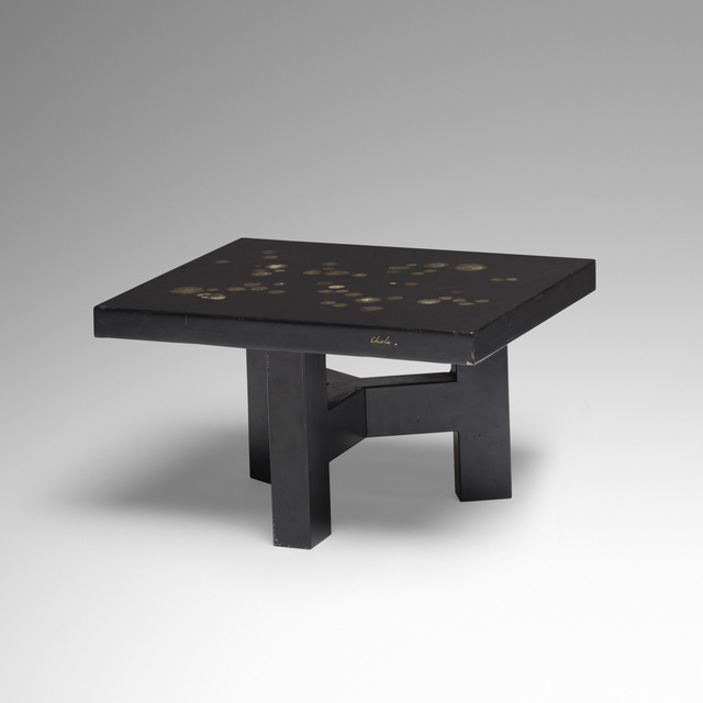 Ado Chale, 'coffee table', c. 1970, Wright