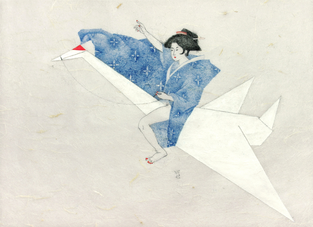 , 'La beauté-4,' 2014, Galerie Liusa Wang
