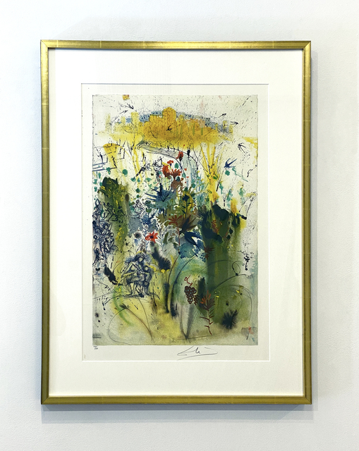 Salvador Dalí, 'The Land Come to Life', 1968, Print, Lithograph, DTR Modern Galleries