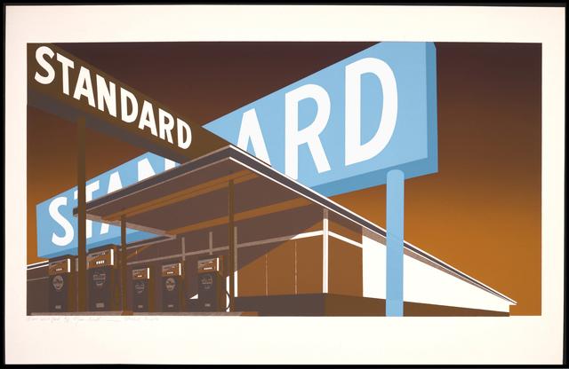 , 'Double Standard,' 1970, Louisiana Museum of Modern Art