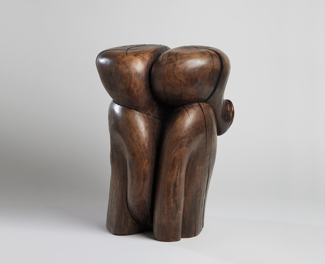 Wang Keping 王克平, 'Kissing Couple', 2000, Phillips