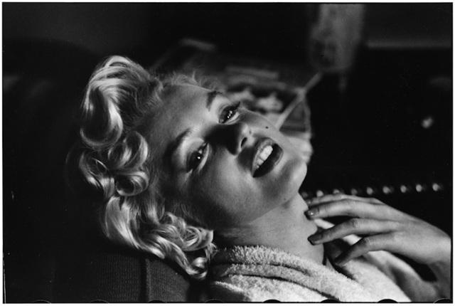, '17. New York. (Marilyn Monroe),' 1954, f22 foto space