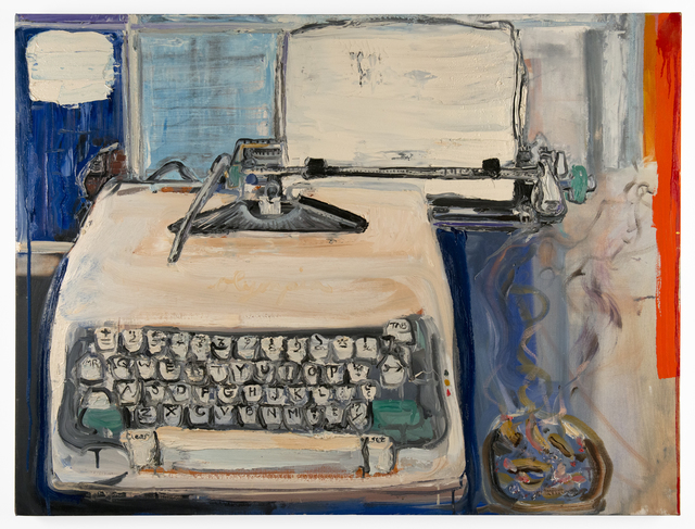 , 'Modern Typewriter,' 2016, FRED.GIAMPIETRO Gallery