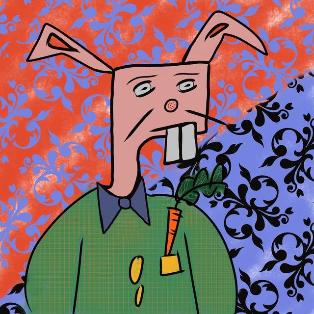 , 'Bunny Man #3,' 2017, Art Collection NYC