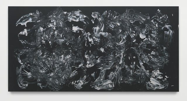 Mark Wallinger, 'Action Painting 3', 2017, Galerie Krinzinger