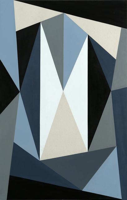 José Rosabal, 'Black and White VI', 2017, Latin Art Core
