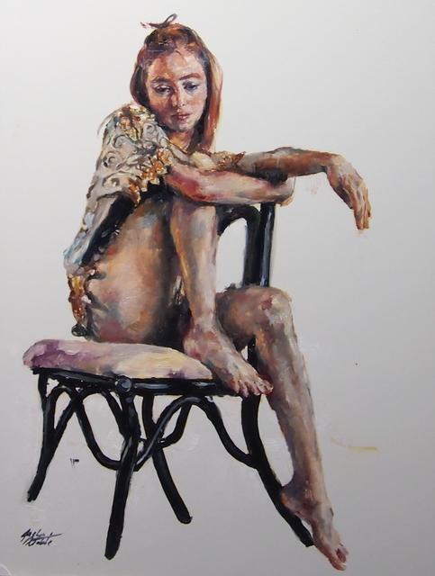 Jaclyn Alderete, 'Pellucid', 2015, Abend Gallery