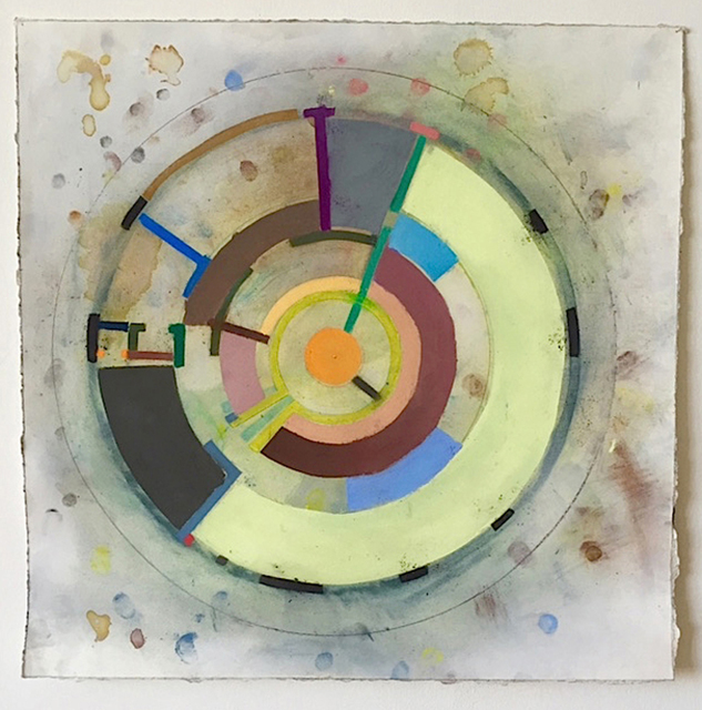 , 'Sky Pad (The Jetsons),' 2013, Margaret Lanzetta