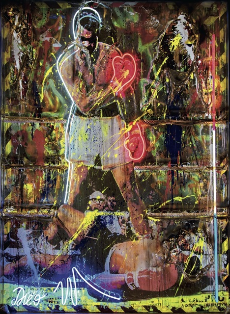 , 'Mohammad Alì 1,' , SimonBart Gallery