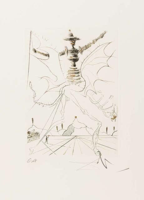 Salvador Dalí, 'Henry VI', 1970, Hidden