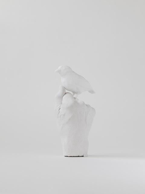 Axel Antas, 'Lost to sight (Black-faced honey-creeper)', 2019, Galleria Heino
