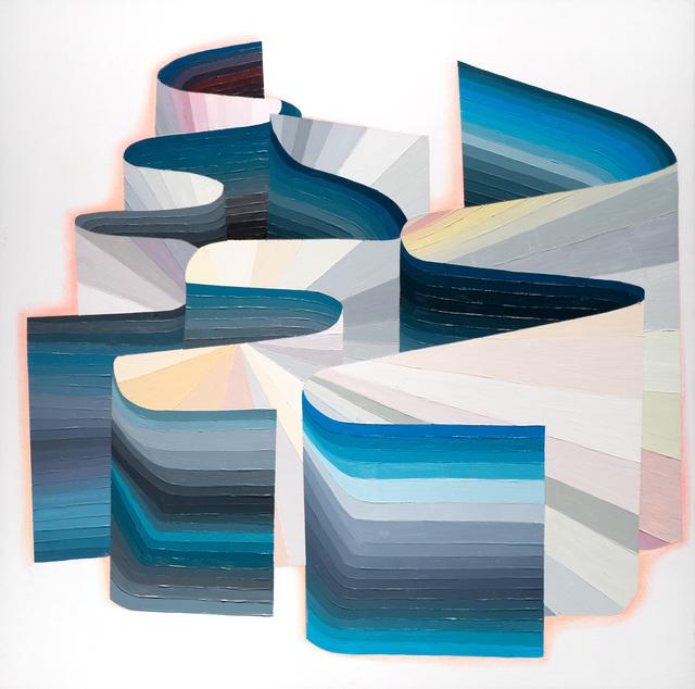 , 'Iridium #4,' 2014, Moskowitz Bayse