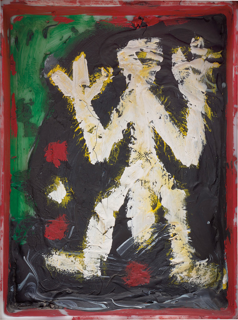 A.R. Penck, 'Ohne Titel', circa 1990, Phillips