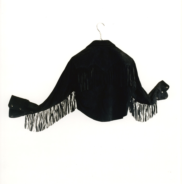 , 'Kathy Acker's clothes - Untitled no. 135,' 1999, Galerie Andreas Huber