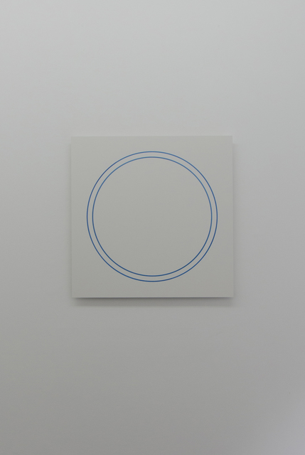, 'Blue Circle Painting,' 2006, Bartha Contemporary