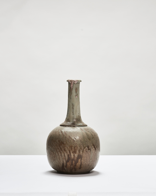 Jean-Joseph Carriès, 'Spherical Vase', ca. 1900, Jason Jacques Gallery