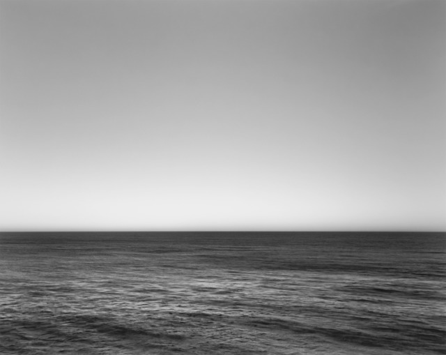 Chip Hooper, 'Early Evening, Big Sur, Pacific Ocean', 2004, Photography, Silver print, Robert Mann Gallery