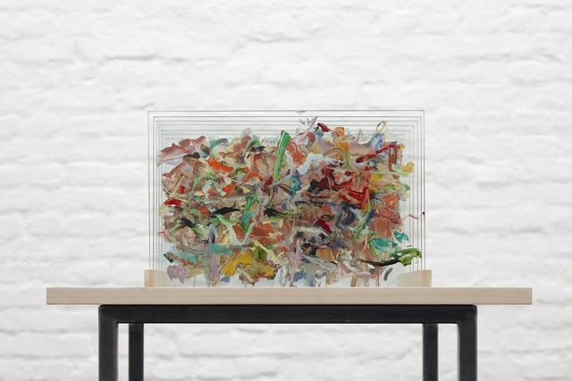 , 'Illumination 2 (34min 53sec),' 2010-2014, Axel Vervoordt Gallery