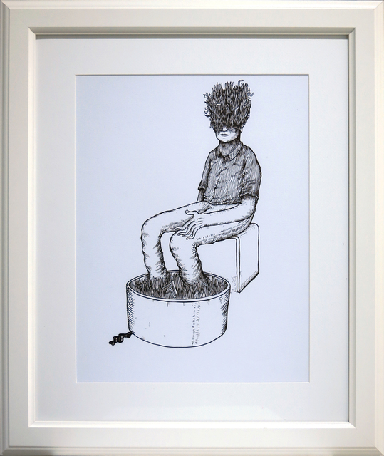 , 'Foot Bath ,' 2017, Chan + Hori Contemporary