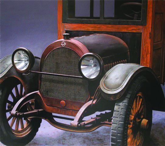 , 'Truck by Oldsmobile,' 2013, Bernarducci Meisel Gallery
