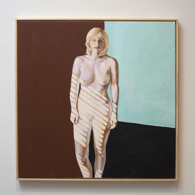 , 'Standing Nude, Blindes,' 2017, Jen Mauldin Gallery