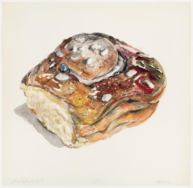 , 'Breakfast Roll,' 1967, Allan Stone Projects