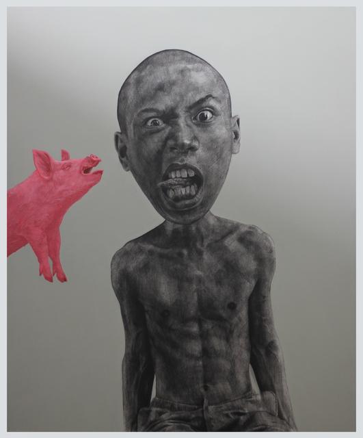 , 'Hey Pig,' 2015, Taksu