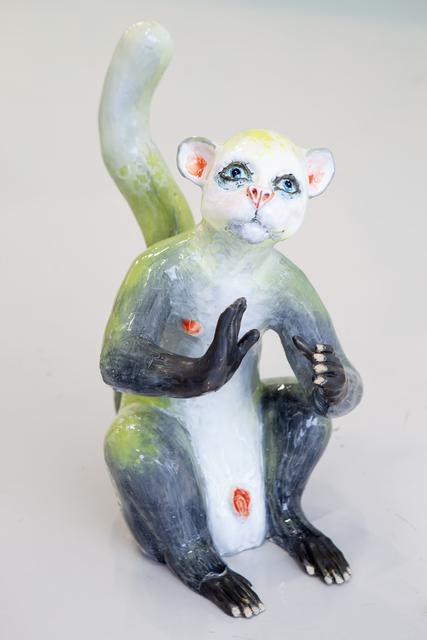 , 'Monkey,' 2019, Antonine Catzéflis