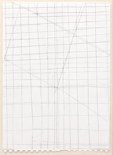 German Stegmaier, 'Untitled', 2014-2016, Galerie Zink