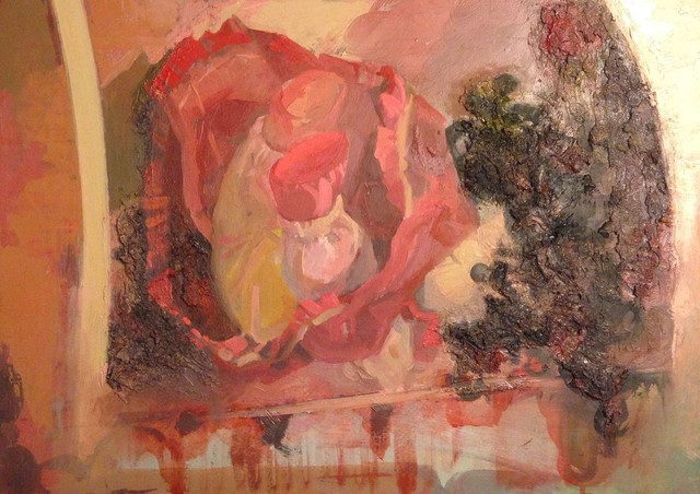 , 'Upskirt,' 2016, Cerulean Arts