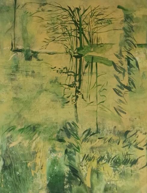 , 'Paisaje Verde / Green Landscape ,' 2017, Artflow Galeria