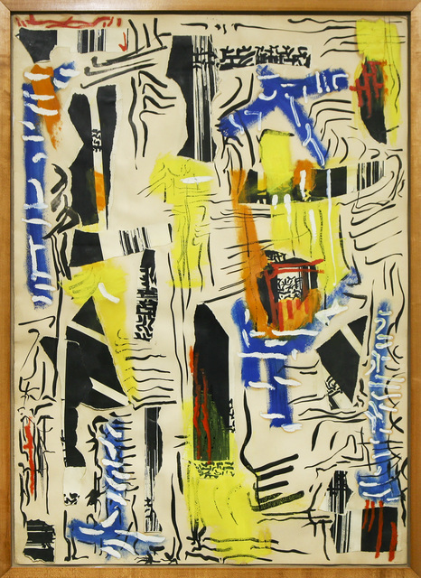 , 'Untitled 54-01,' 1954, David Richard Gallery