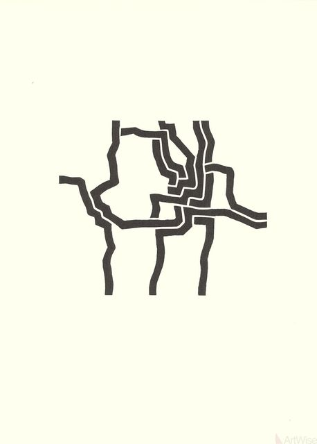 Eduardo Chillida, 'Mas Alla', 1974, ArtWise